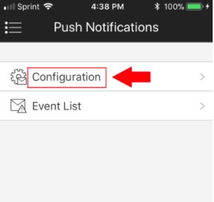 How To Setup Push Notifications – Amcrest