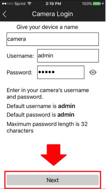 Amcrest View Pro App WiFi Configuration Setup – Amcrest