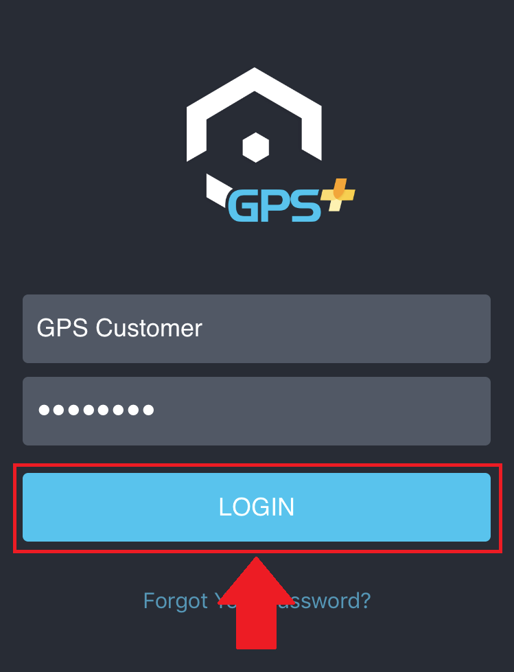 GPS Password Reset Procedures – Amcrest