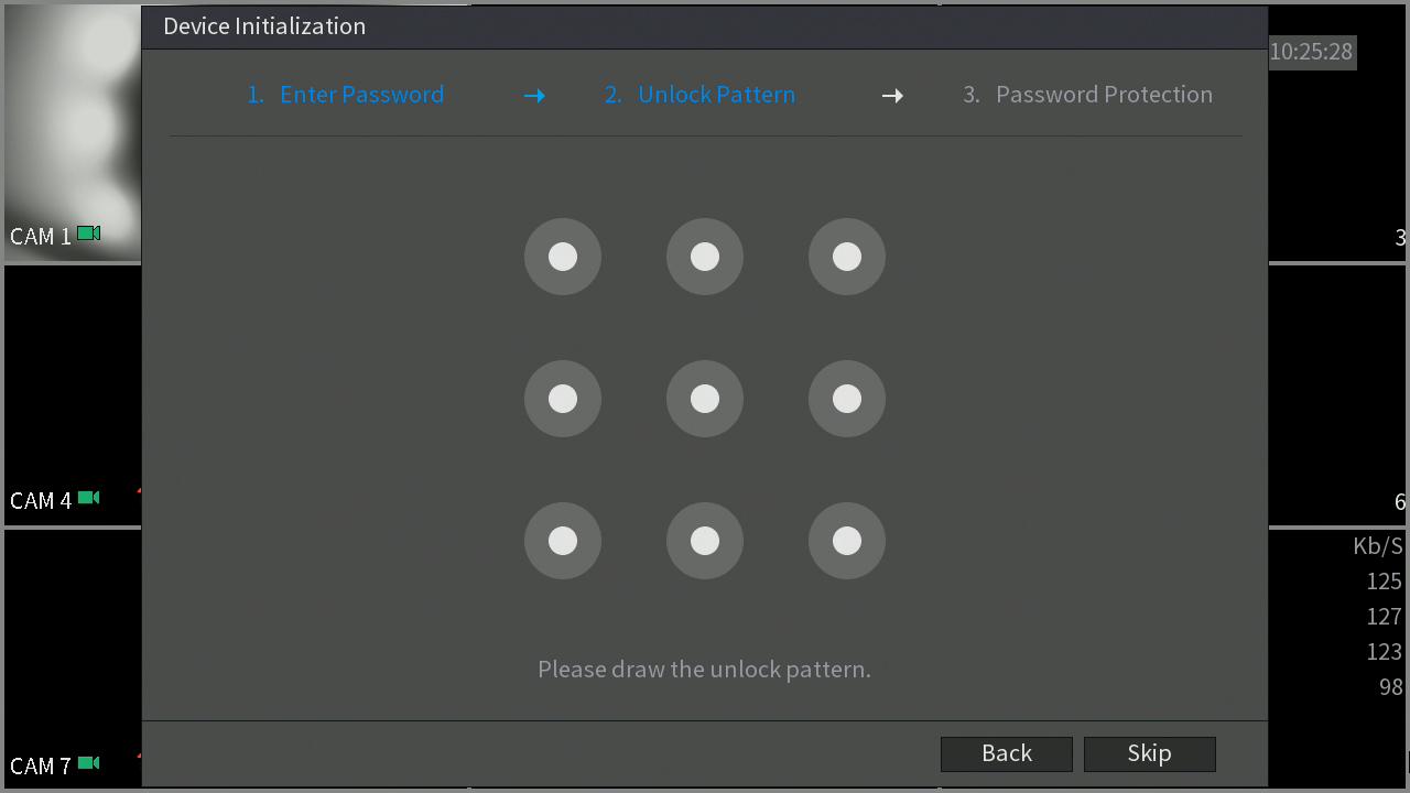 Amcrest DVR S5/H5 Model and Above Initialization – Amcrest