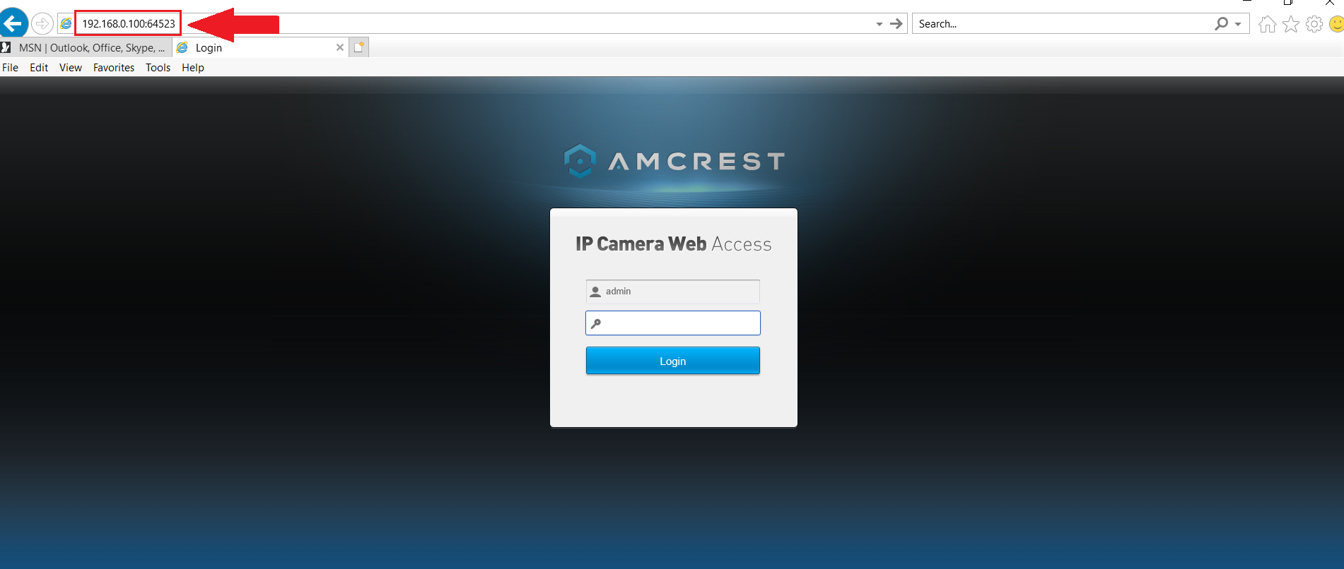 How to Access Cameras Remotely from Desktop on Mac OS – Amcrest