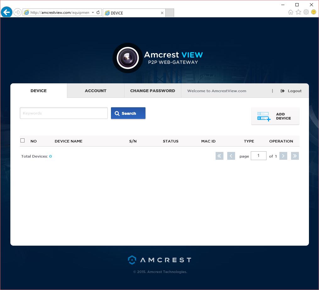How To Setup Amcrest View – Amcrest