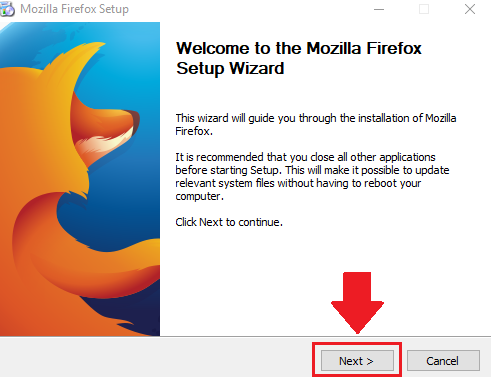 How To Revert To a Previous Version of Firefox – Amcrest