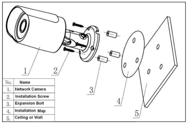 physical installation guide  poe bullet camera   u2013 amcrest