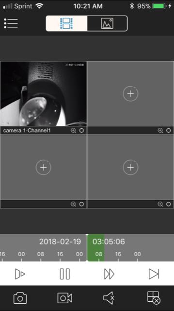 How to Record & Playback Motion Detection Events on Amcrest View Pro